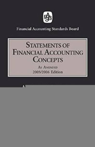 Statements of Financial Accounting Concepts 2005