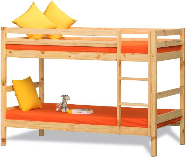 Alex Daisy Solid Wood Bunk Bed