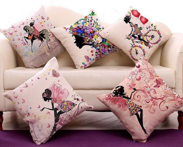 Stepupp Grow Printed Cushions & Pillows Cover