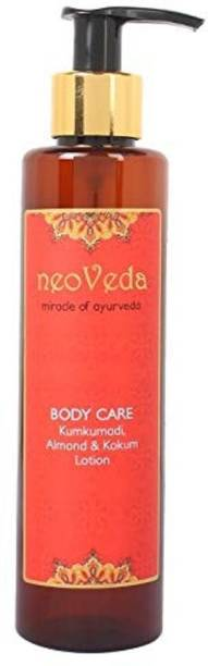 NeoVeda Body Care Almond Kumkumadi & Kokum Lotion