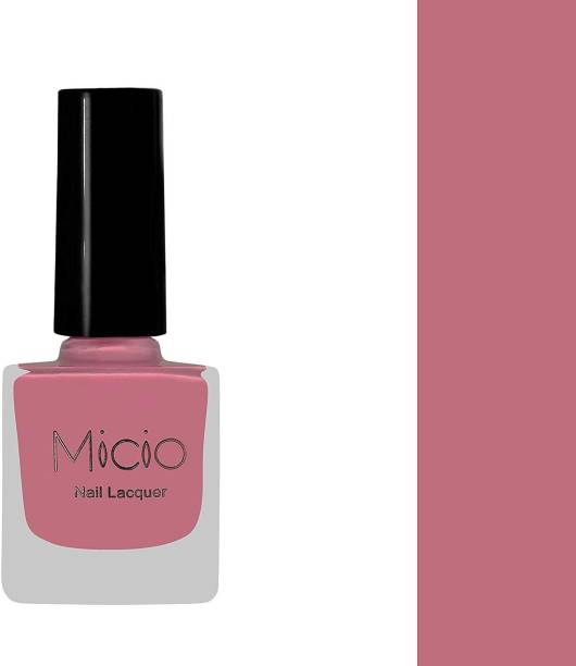 MICIO Luxurious Collection of Glossy Nail Lacquer Fussy Fuschia