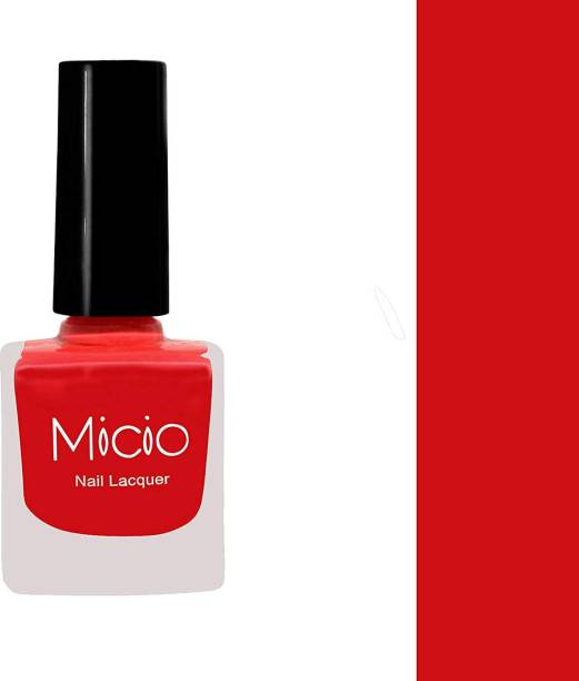 MICIO Luxurious Collection of Glossy Nail Lacquer Scarlet O hara