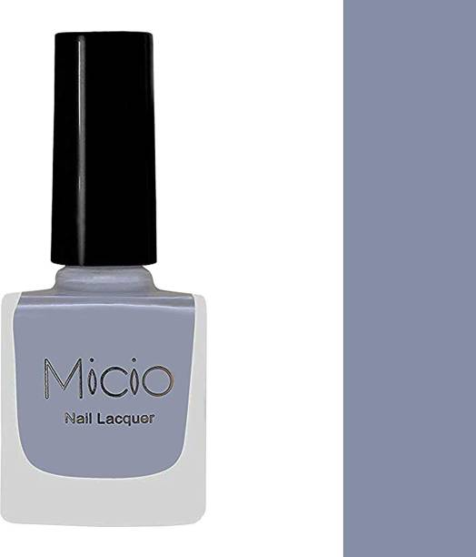 MICIO Luxurious Collection of Glossy Nail Lacquer Arctic