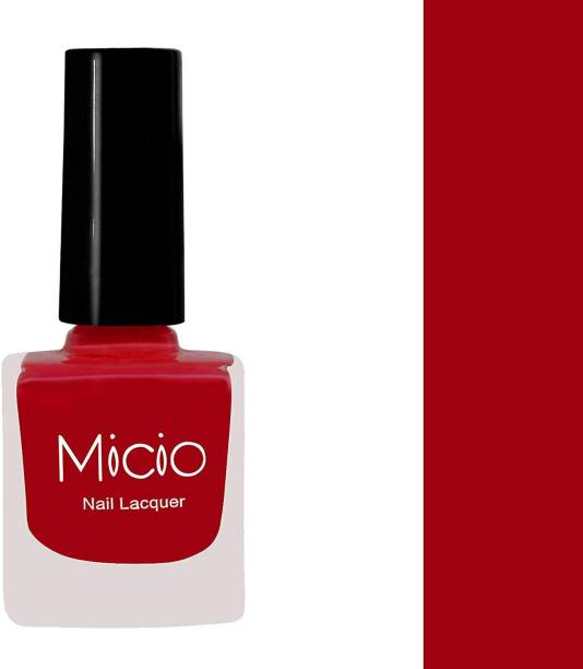 MICIO Luxurious Collection of Glossy Nail Lacquer Bloody Mary