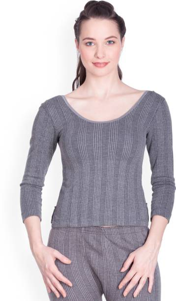 e3d39347a07bbe Thermal Tops - Buy Thermal Tops Online for Women at Best Prices in India