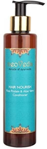 NeoVeda Hair Nourish Rice Protein & Aloe Vera Conditioner