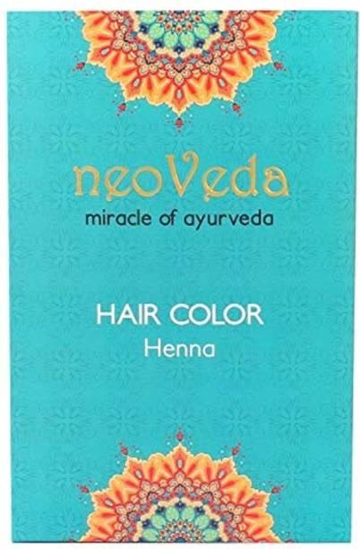NeoVeda Hair Colour Henna , Black