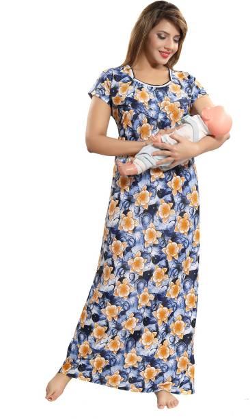 18a6f75e77d92 Maternity Night Dress Nighties - Buy Maternity Night Dress Nighties ...
