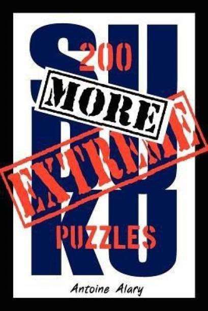 More Extreme Sudoku