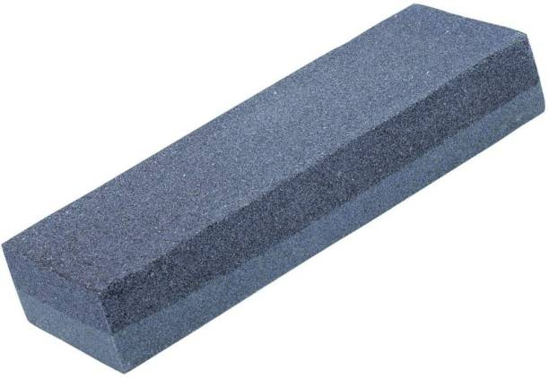 SEE INSIDE CSSC109 Silicone Carbide Combination Stone for Sharpening Both Knives and Tools Knife Sharpening Stone