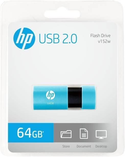 HP v152w 64 GB Pen Drive
