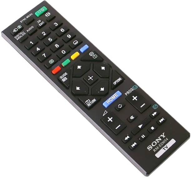 SONY Universal Led/Lcd/Bravia 3D Smart Tv Sony Tv Remote Controller