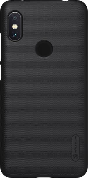 Nillkin Back Cover for Mi Redmi Note 6 Pro