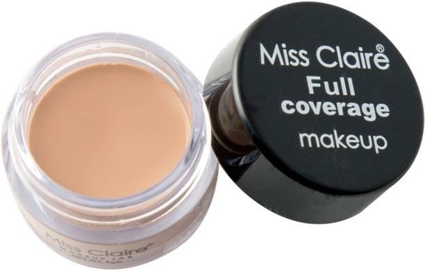 Miss Claire Full Coverage Makeup plus 6 Concealer