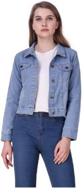 672e837336dc61 Denim Jackets - Buy Jean Jackets for Women   Men online at best ...