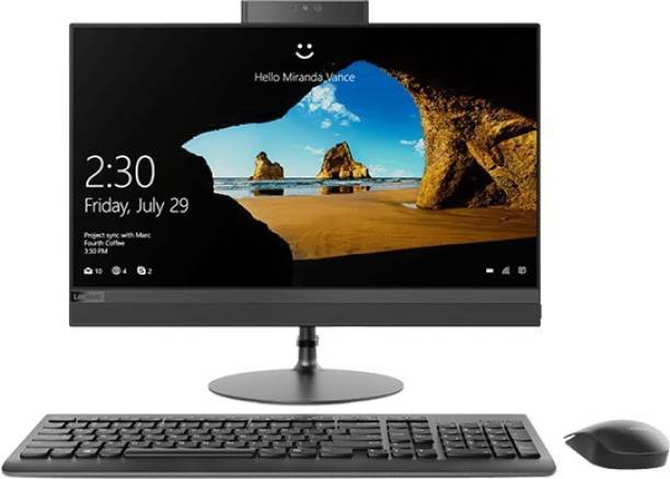 Lenovo Core i3  7th Gen   4  GB DDR4/1 TB/Free DOS/512 MB/21.5 Inch Screen
