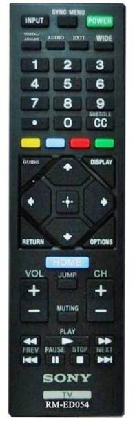 SONY Led/Lcd/Bravia 3D Smart Tv (Works With all S.O.N.Y Tv) Universal Sony Tv Remote Controller