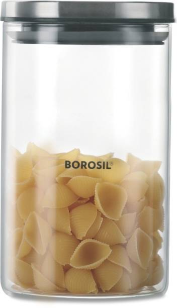 BOROSIL  - 900 ml Glass Grocery Container