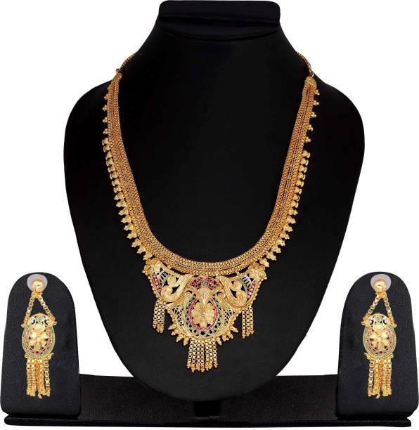 ce3bcebfe One Gram Gold Jewellery - Buy One Gram Gold Jewellery online at Best ...