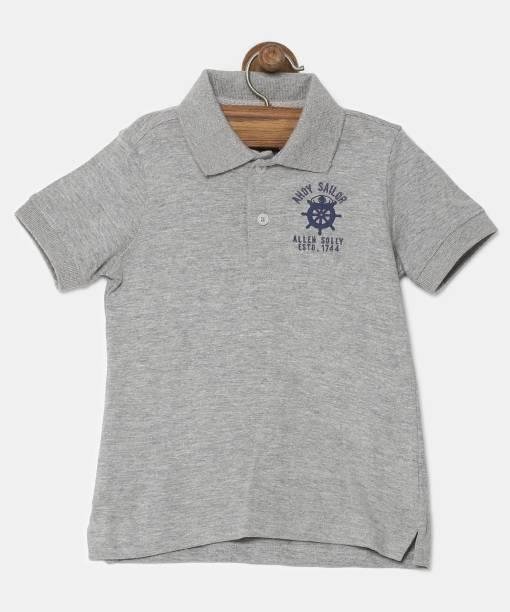 a195cc62e354 Allen Solly Junior Polos Tshirts - Buy Allen Solly Junior Polos ...