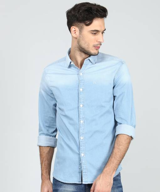5237956ecd0 Lee Shirts - Buy Lee Shirts Online at Best Prices In India ...