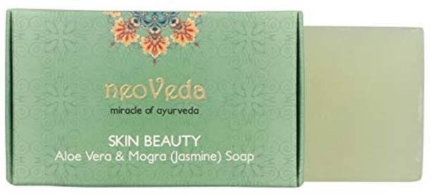 NeoVeda Skin Beauty Aloe Vera & Mogra (Jasmine) Soap