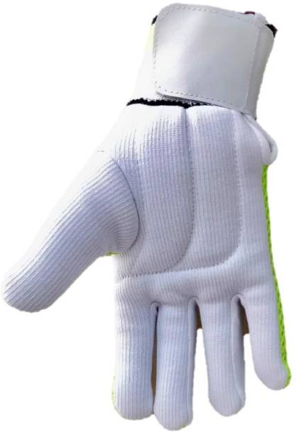 HeadTurners Premium Cotton Padded Wicket Keeping Inners gloves Inner Gloves