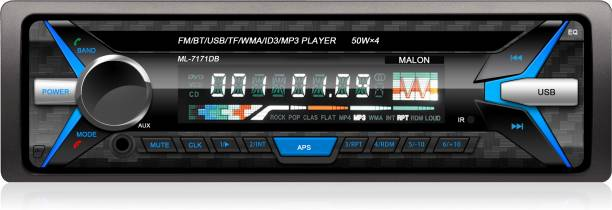 MALON CAR FM WITH BLUETOOTH FIXED PANEL Car Stereo
