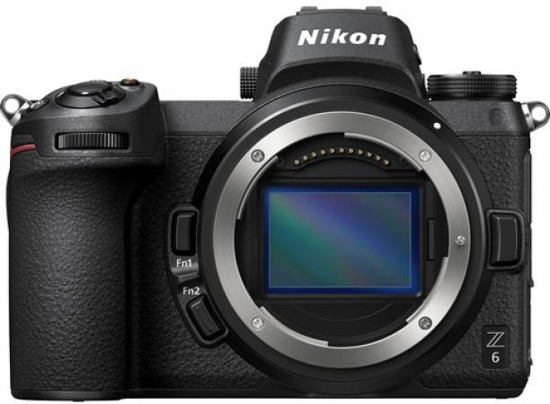 Nikon Z 6 Mirrorless Camera Body Only