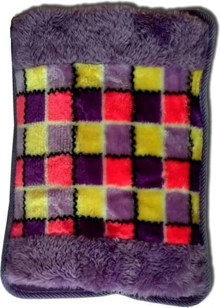 Cinnamon Velvet Multi-Print Pocket Heat Gel Pad Electric 1 L Hot Water Bag