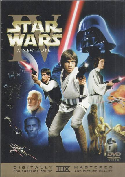 Star Wars - Episode 4: A New Hope - Special Edition (2-Disc)