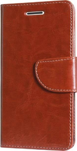 Nuvak Flip Cover for Mi Redmi Note 4