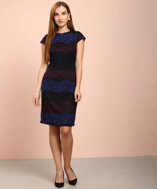 ddef4b5ae4 Bodycon Dress - Buy Bodycon Dresses Online at Best Prices In India ...