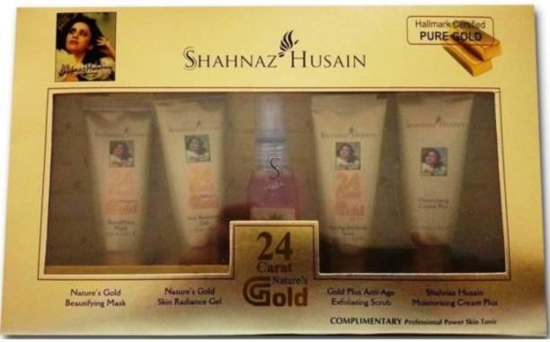 Shahnaz Husain gold facial kit- 55 gm