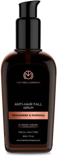 THE MAN COMPANY Defence Theory Anti Hair Fall Serum , Fenugreek & Moringa