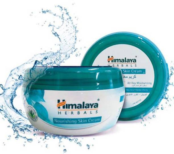 Himalaya Herbals Nourishing Skin Cream(100ml) pack of 2