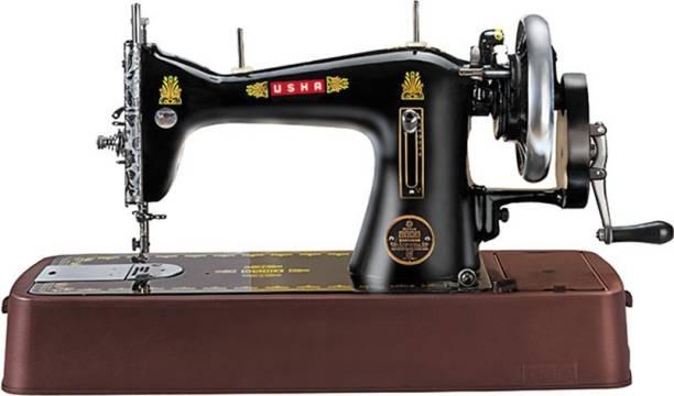 USHA Bandhan Without Cover Manual Sewing Machine