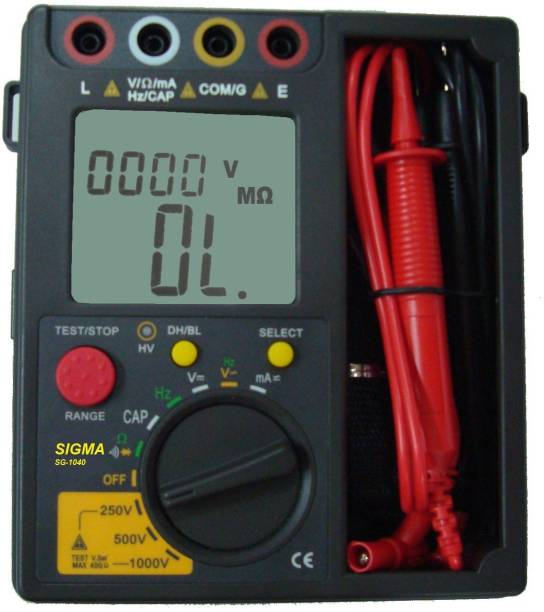 SIGMA SG1040 SG 1040 Insulation Tester Non-magnetic Electronic Level