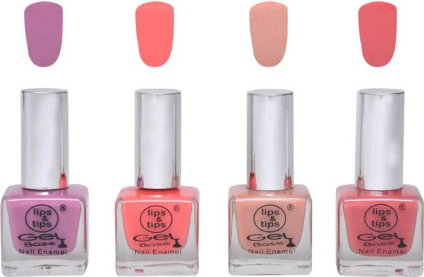 Lips Tips Nail Polishes - Buy Lips Tips Nail Polishes Online at Best ...