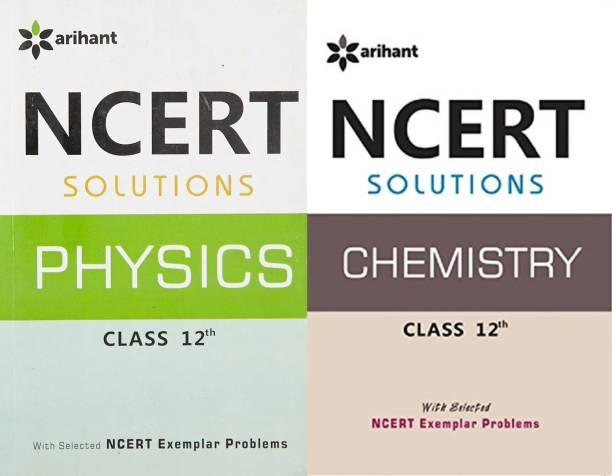 NCERT Solution Class 12 Physics & Chemistry Arihant