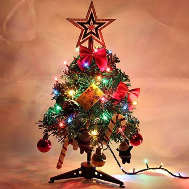 Lilone Pine 30 cm (0.98 ft) Artificial Christmas Tree