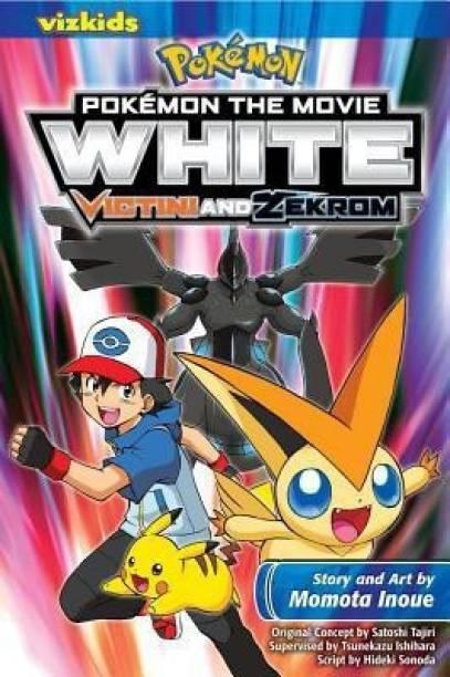 Pokemon the Movie: White