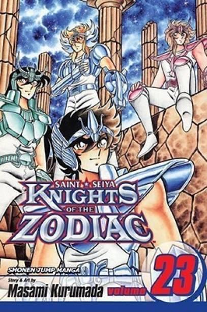 Knights of the Zodiac (Saint Seiya), Volume 23