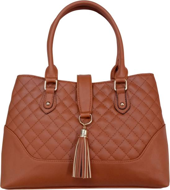 62d1eb4522f5 Leather Handbags - Buy Leather Handbags Online at Low Prices In ...