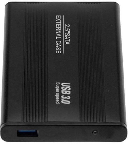 TECHGEAR USB 3.0 Hard Drive Casing 2.5 inch Internal HDD Enclosure (For 2.5 Inch Sata Hard Drive) 2.5 inch Internal HDD Enclosure
