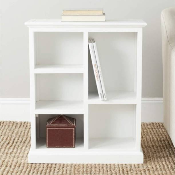 URGE ANZELL Engineered Wood Open Book Shelf