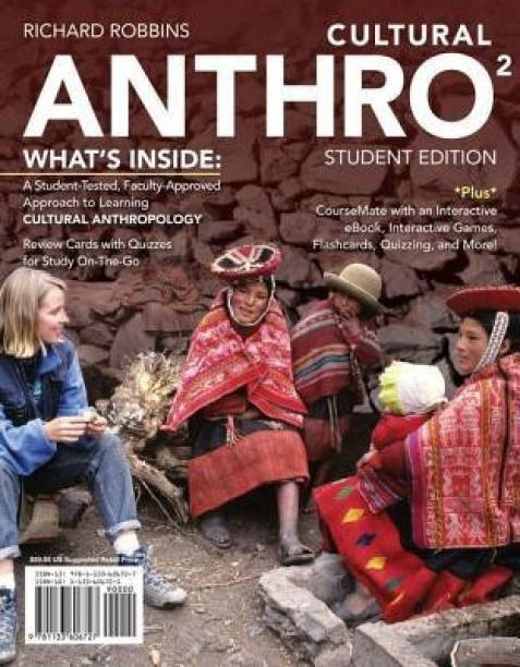 Cultural ANTHRO2 (with CourseMate, 1 term (6 months) Printed Access Card)