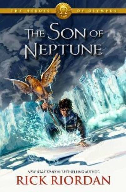 Heroes of Olympus, The, Book Two the Son of Neptune (Heroes of Olympus, The, Book Two)