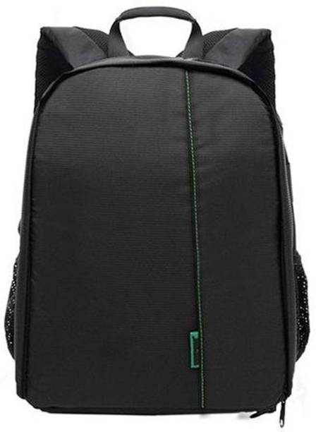 Boy Dslr Slr Camera Lens Shoulder Backpack Case For Canon Nikon Sigma Olympus Bag
