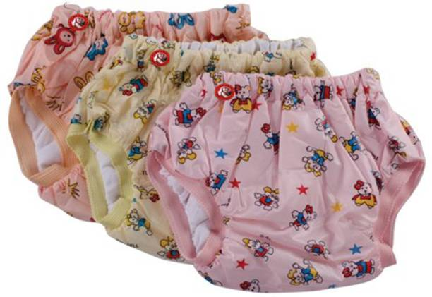 2babf0a74 Guru Kripa Baby Products Presents Kids PVC Diaper Joker Padded Baby Nappy  Panty Training Pants with